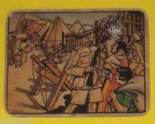 Horrors of War #108 Gibralter Gives Refuge To Spaniards 1938 Trading Card See!