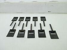 Märklin H0 Oberleitung-Sockel für 7009 Masten K-Gleis 10 Stück WT9034