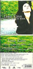 CD 2 TITRES - LENA KANN : TOUS LES CRIS LES S.O.S. ( de DANIEL BALAVOINE )