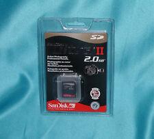 SanDisk Ultra 2GB Class 4 - SD Card - OEM - SDSDH-002G-A11