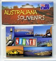 Sydney Australia, Collage Photo, Image, Fridge Magnet, Souvenir.