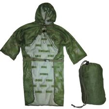 cacf424675c0f Lightweight Mesh Mens Concealment Vest Ghillie Sniper Camouflage Hunting  Army