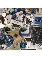 Vancouver Canucks HOME TEAM HOT PACK!!!  2 Auto + 2 GUJ + 2 #'d RC's +++ (31)