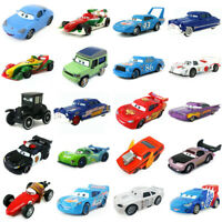 Pixar Cars 2 & 3 McQueen Racing Family Diecast Toy Car 1:55 Loose Kids Gifts