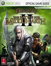 The Lord of the Rings: The Battle for Middle-earth II Xbox 360 Prima Official