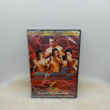 PRIDE FC Fighting Championships Vol. 6 MMA Mixed Martial Arts DVD ~ NEW & Sealed
