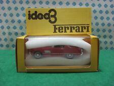 Ferrari 410 S. a.Superfast I Pininfarina 1956 Red - Idea 3 Nmib