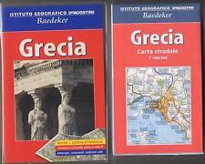 Grecia - Guida turistica  + carta stradale