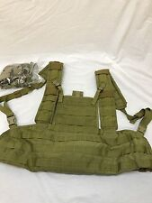 Eagle Industries SFLCS Rhodesian Recon Vest Chest Rig RRV Khaki MLCS 1000D