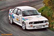 decal bmw M3 E30 1/43 D.Reynaud rallye Lyon charbonniere 2003