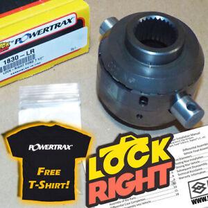 LOCK RIGHT LOCKER BY POWERTRAX - FITS FORD 7.5 inch