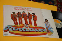 I ROMANS LP I RICORDI PIU' BELLI..1°ST ORIG ITALY PROG 1977 EX+ TOP COLLECTORS