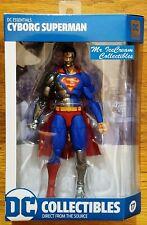 DC Comics Collectibles DC Essentials Cyborg Superman