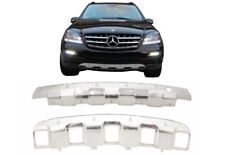 KIT OFF ROAD INOX CHROME AMG LOOK MERCEDES W164 ML280 ML320 ML350 2006-07/2008