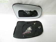 (A74) MERCEDES-BENZ S-CLASS W220 /98-03 DRIVER HEATED WING DOOR MIRROR GLASS