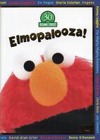 Sesame Street - Elmopalooza! New Dvd