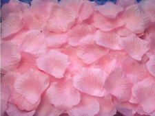 300 Silk Fabric Rose Petals–Wedding Party Table Confetti & Flower Girl Sprinkles