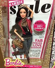 Barbie Life In The Dreamhouse Style 100+ Look 1st Wave Glam Luxe Raquelle Doll