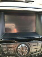 NISSAN PATHFINDER R52 RADIO/CD/MP3/SAT/MUSIC/NAVIGATION UNIT/GPS SCREEN 2013-19