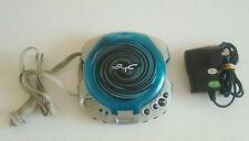 Sony Model D-EG3 Blue Psyc Discman Personal Portable Player