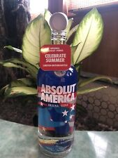 Absolut Vodka America V2 1000ml
