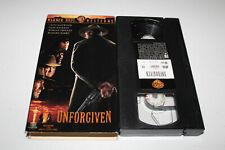 Unforgiven (Vhs 1993) Clint Eastwood, Gene Hackman, Morgan Freeman, Western
