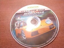 Microsoft OG Xbox Disc Only Tested Need for Speed Hot Pursuit 2 Ships Fast