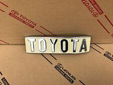 Toyota Land Cruiser bj40 portón trasero emblema logotipo en letras caracteres ornament re.