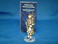CORGI ICON F07191 - PIPER THE HIGHLANDERS - NEW