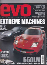 October Monthly Cars, 2000s Magazines