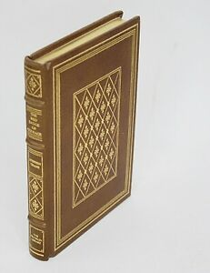 Franklin Library RED BADGE OF COURAGE by Stephen Crane 1st thus, V. Angelo Pics