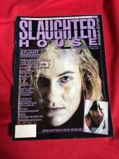 SLAUGHTER HOUSE #3 1989