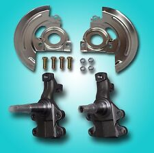 1964-1972 GM A body Chevelle GTO drop spindles free dust shields included