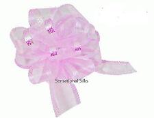 50mm Eleganza  Organza Pull Bows Wedding Gift Wrap Pew, Party, 5 055370 620605