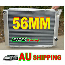 aluminum alloy radiator for Holden Commodore VB VC VH VK V6 Manual 56MM