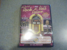 THE BEST OF ROCK N ROLL PALACE DVD THE PLATTERS BRAND NEW AND SEALED