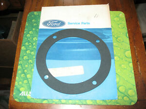 1955 1956 1957 Ford Thunderbird nos air duct seal, with package        Box  800