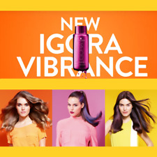 schwarzkopf igora vibrance hair color 60ml semi permanent tone on tone activator