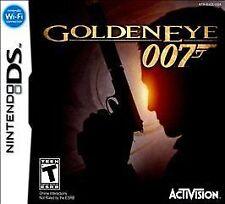 Nintendo DS James Bond 007: GoldenEye VideoGames