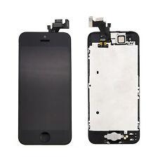 Für Black iPhone 5 LCD Bildschirm Display Digitizer Ersatz mit Home Button