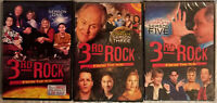 3rd Rock From the Sun - Season 1 (VG), 3 (Sealed) and 5 (Sealed)