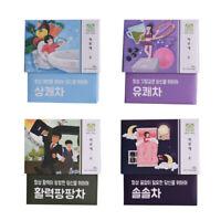 Agros Tea in a day  20g 0.7oz 2g x 10ea Korean Food Drink Tea Bag