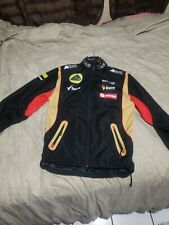 Lotus Renault Formula 1 Race/Rain Jacket RARE FREE S/H