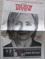 Hillary Clinton – The Observer - The New Review – 22 June 2014