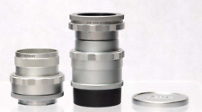 LEITZ ELMAR 1:3.5/65mm CHROME VISOFLEX OTZFO focusing mount,Yr1959
