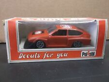 Polistil 1:40 Decals For You E2004 Alfa Romeo Alfetta GTV 2000 Turbo-Delta Red