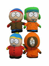 """** L@@K ** Set of 4 South Park Plush 12"""" BRAND NEW with TAGS !!"""
