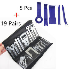 Universal Car Panel Upholstery Trim&CD Audio Demolition Removal Intall Tool Set