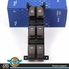 GENUINE Power Window Switch Front Left Fits 08-10 Hyundai Sonata OEM 93570-3K600