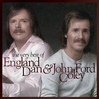 England Dan & John F - All-Time Greatest Hits [New CD]